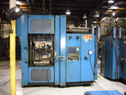 Used Rubber Injection Press Equipment - AES